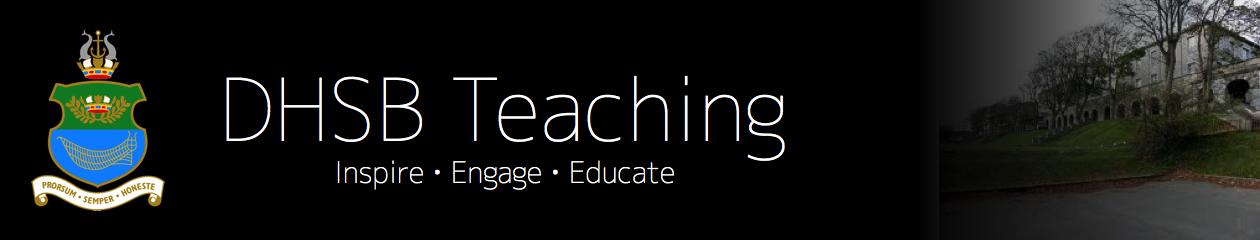 DHSB Teaching